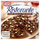 Dr. Oetker Ristorante Pizza Dolce Al Cioccolato 300g