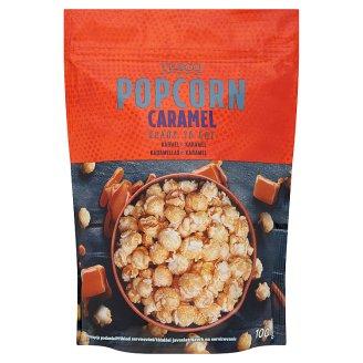 Tesco Popcorn s karamelovou příchutí 100g