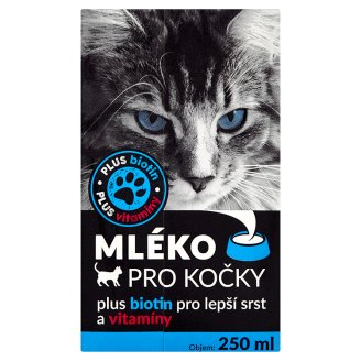 Mléko pro kočky 250ml
