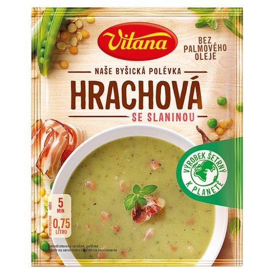Vitana Hrachová polévka se slaninou 75g