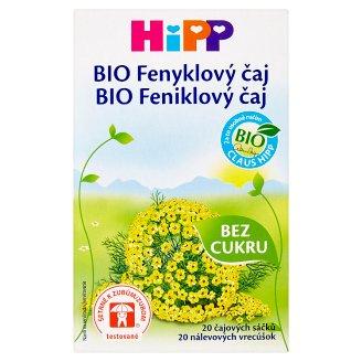 HiPP Organic Fennel Tea 20 Bags 30g