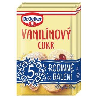 Dr. Oetker Vanilínový cukr 5 x 20g