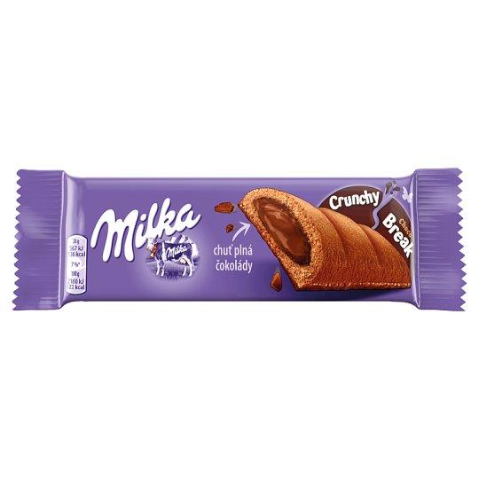 Milka Crunchy Break Choco Cocoa 26g