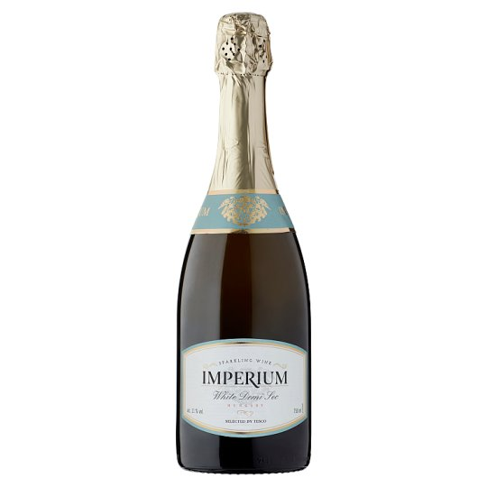 Imperium Sparkling White Semi-Dry Wine 750ml