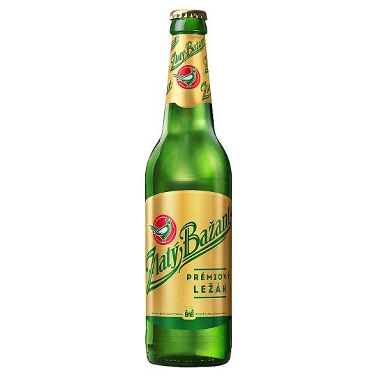 Zlatý Bažant Premium Pale Lager 0.5L