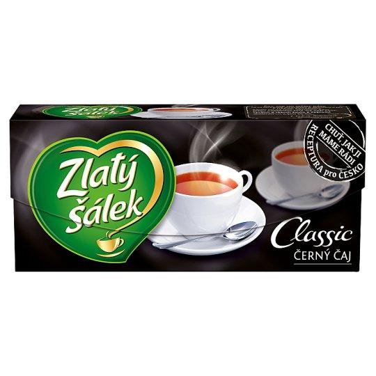 Zlatý Šálek Černý čaj classic 20 x 1,75g