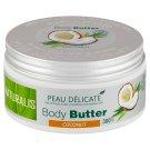 Naturalis Coconut tělové máslo 300ml