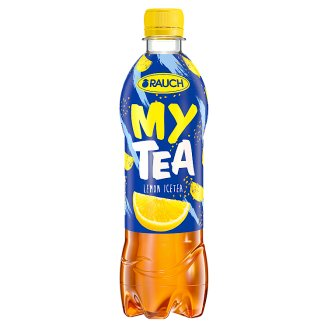 Rauch My Tea Ledový čaj s citrónovou příchutí 0,5l
