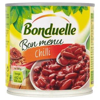 Bonduelle Bon Menu Červené fazole v chilli omáčce 430g