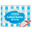 Tesco Butter Salted 200g