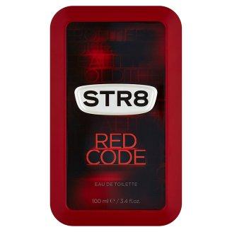 STR8 Red Code Toaletní voda 100ml