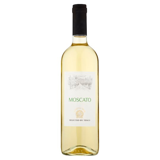 Moscato Wine White Semi-Soft 750ml