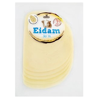 Milko Edam Sliced Cheese 30% 100g