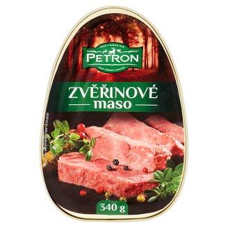 Petron Venison Meat 340g