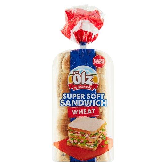 Ölz Super-Soft Sandwich 750g