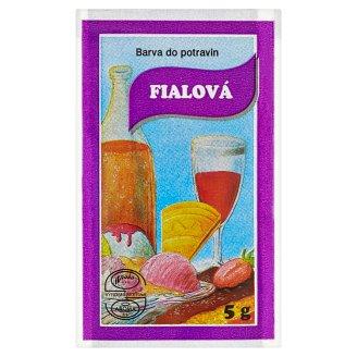 Purple Food Colour 5g (Aroco)