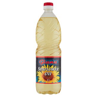 Giana Sunflower Oil 1L