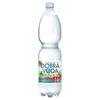 Dobrá voda Lightly Carbonated with Wild Fruit Flavour 1.5L