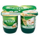 Danone Activia Yogurt with Walnuts and Oat Flakes 4 x 125g