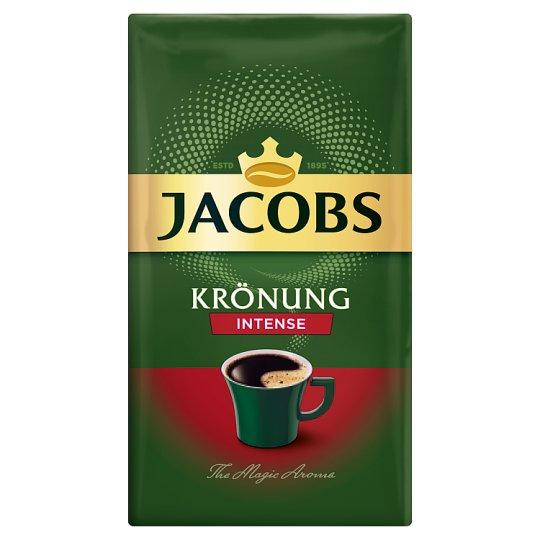 Jacobs Krönung Intense káva pražená mletá 250g