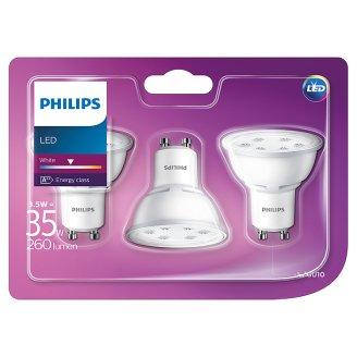 Philips Žárovka LED bodová 3,5W (35W) GU10 bílá