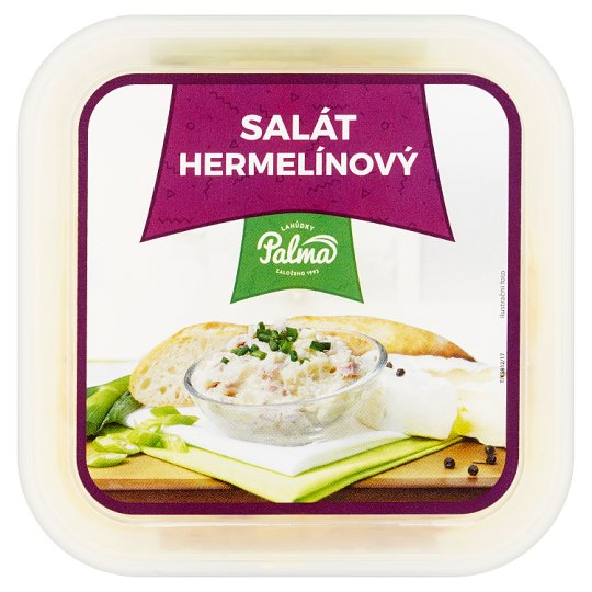 Lahůdky Palma Salát hermelínový 150g