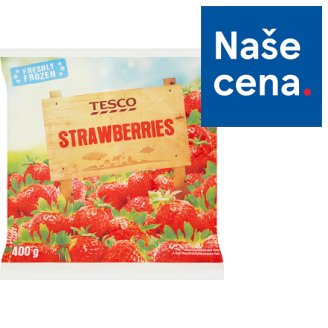 Tesco Strawberries 400g