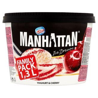 Manhattan Ice Dream Yogurt-Cherry Frozen Cream 1300ml