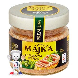 Hamé Májka Paste with Green Pepper 170g