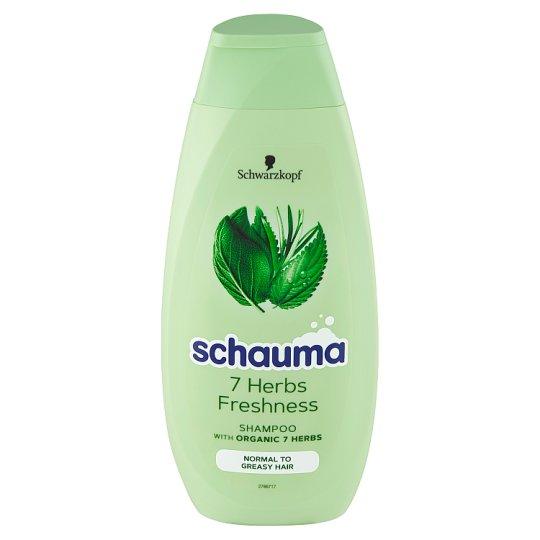 Schauma Shampoo 7 Herbs 400ml