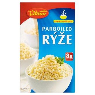 Vitana Parboiled Rice 8 x 100g