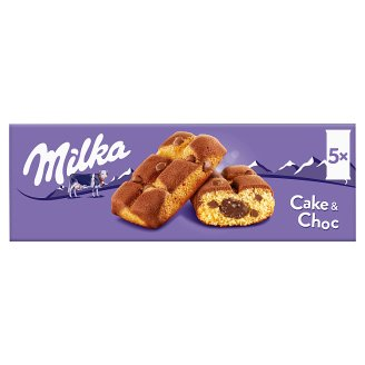 Milka Cake and Choc 175g