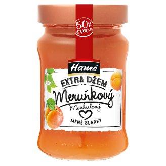 Hamé Sweet Extra Jam Meruňka, méně sladký 340g