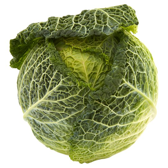 Savoy Cabbage Tesco Groceries