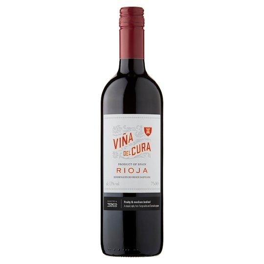 Viña del Cura Riocha Red Wine 0,75L
