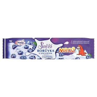 Prima Mrož Svěží borůvka s jogurtem v jogurtové polevě 60ml