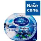Tesco Greek Style jogurt borůvkový 140g