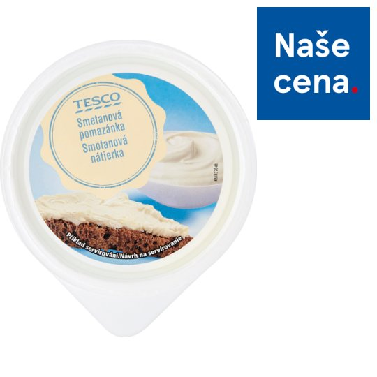 Tesco Cream Spread 150g