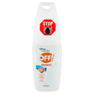 Off! Protect rozprašovač 100ml