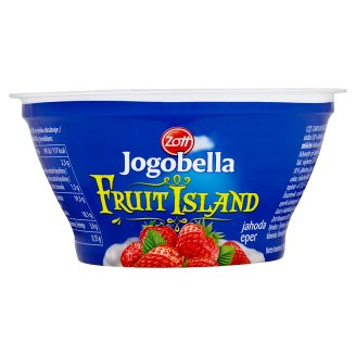 Zott Jogobella Fruit Island Different Flavors of Dairy Dessert 150g