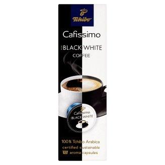 Tchibo Cafissimo For Black´n White pražená mletá káva 10 x 7,5g