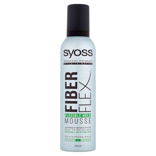 Syoss Fiberlex Flexible Hold Mousse 3 250ml