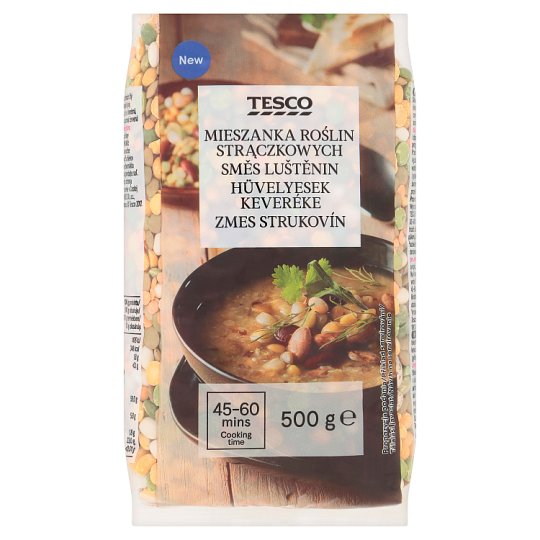 Tesco Legumes Mix 500g