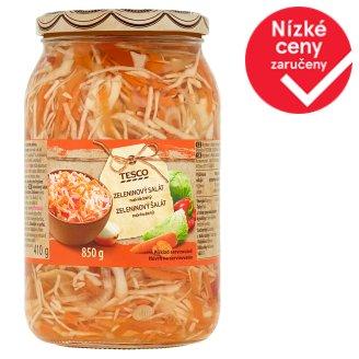 Tesco Zeleninový salát nakládaný 850g