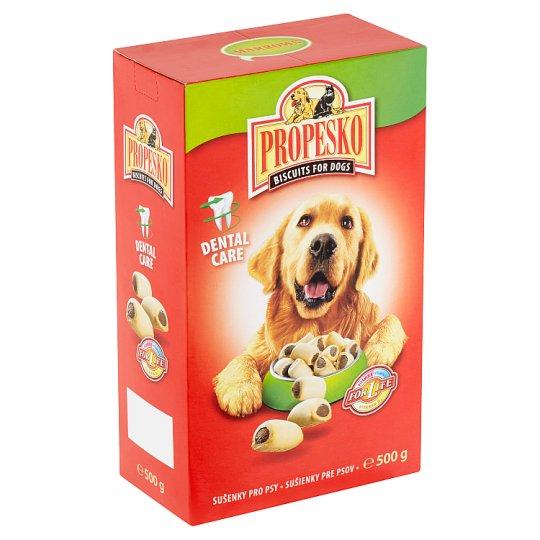 Propesko Marrows sušenky pro psy 500g