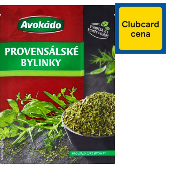 Avokádo Provensálské bylinky 12g