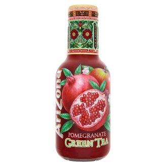 AriZona Green Tea with Pomegranate Flavour 0.5L PET