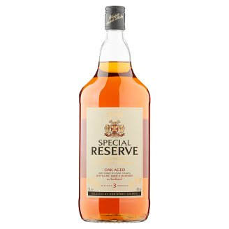 Tesco Special Reserve Blended Scotch Whisky 1,5l