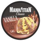 Manhattan Classic Vanilla Choco - Late Ice Cream 1400ml
