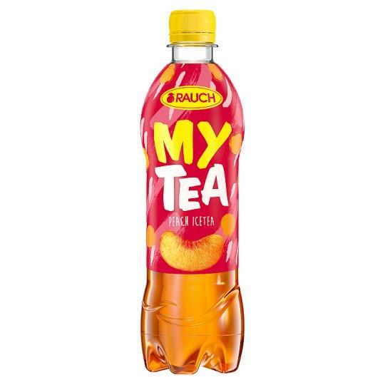 Rauch My Tea Ledový čaj s broskvovou příchutí 0,5l